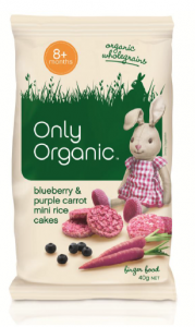 Only Organic Baby Food